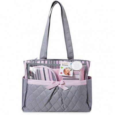 Tender Kisses Diaper Bag 5 Pieces Set