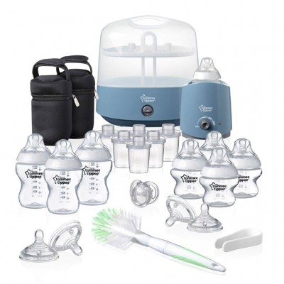 Tommee Tippee Complete Starter Set Blue