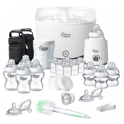 Tommee Tippee Complete Starter Set White