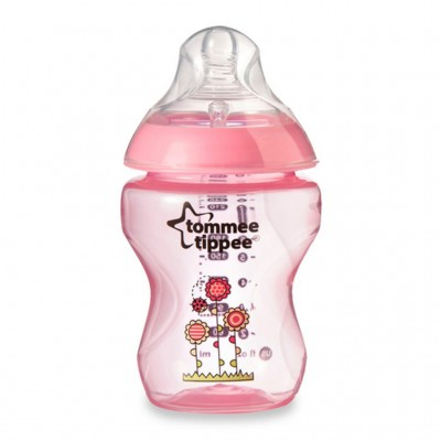 Tommee Tippee Feeding Bottle 1X 360Ml 3