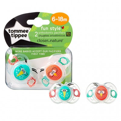 Tommee Tippee Fun Pacifier 3