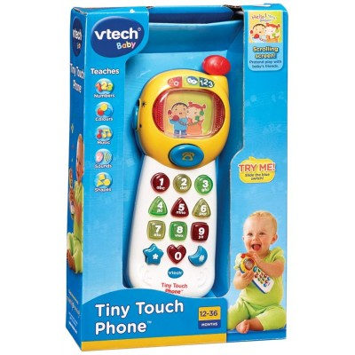Vtech Tiny Touch Phone 3