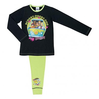 Warner Brothers Scooby Doo Girls Pyjamas 9 - 10 Years (140cm) 3