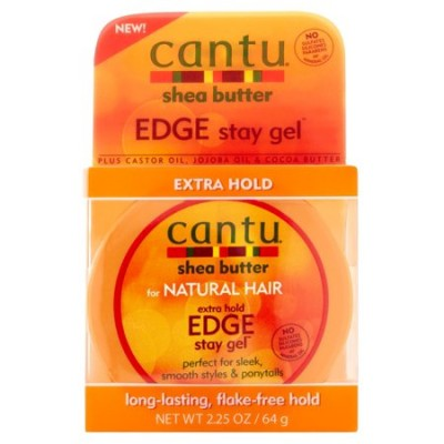 Cantu Shea Butter Extra Hold Edege Stay Gel
