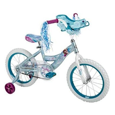 "Frozen 14"" Child Bicycle 3"
