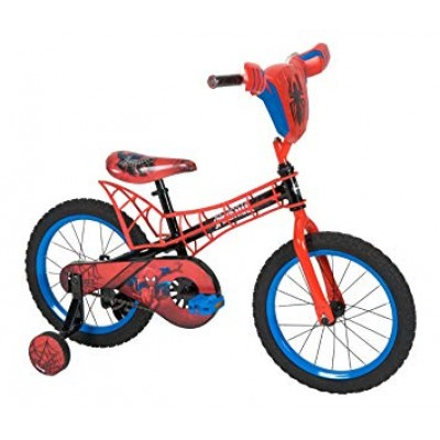 "Ultimate Spider Man 12"" Child Bicycle 3"