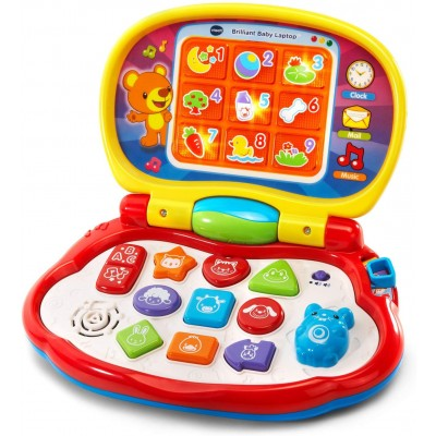 VTech Brilliant Baby Laptop 3