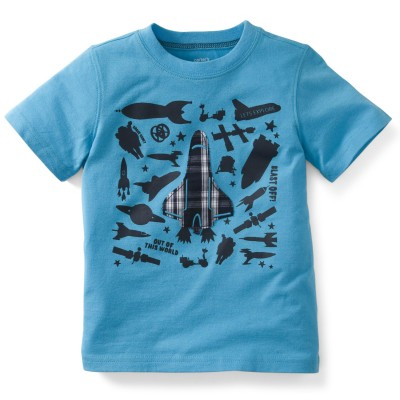 Carter's Boy's Graphic T-Shirt - Outer Space 3
