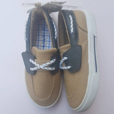 Carter's Brown shoes for Boys