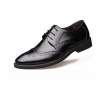 Good Fellas Black Oxford Dress Shoes 2