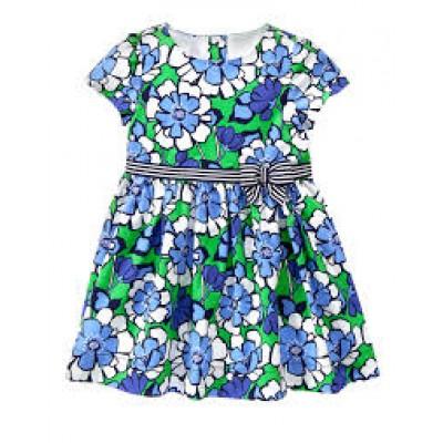 Gymboree Floral Print Dress 3