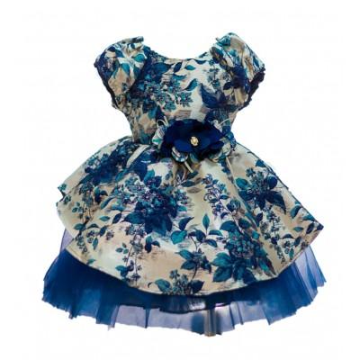Jolanda Lacivert Dress 3