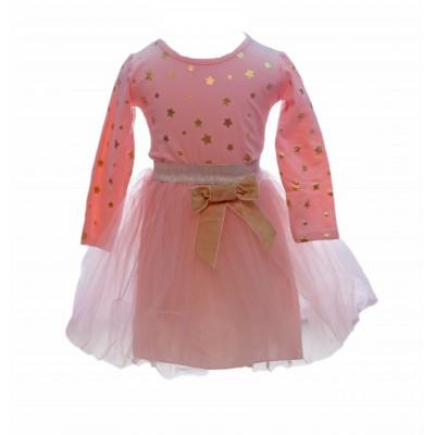 Pink Babyrose Blouse And Tutu Skirt 3