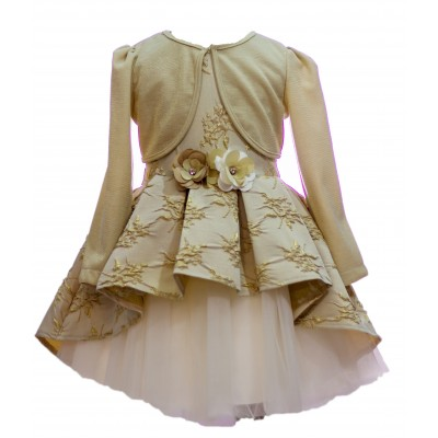 Polin City Cream Dress/Jacket 3