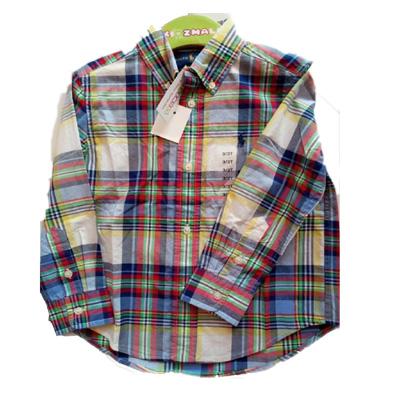 Ralph Lauren Plaids Shirt 3
