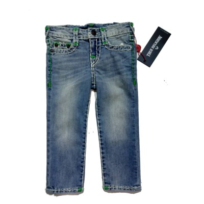True Religion Kids Combo Super T Jean 3