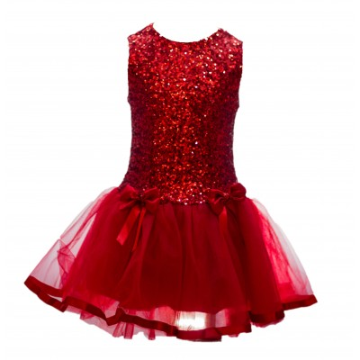 Wecan Exclusive Red Dress (Big) 3