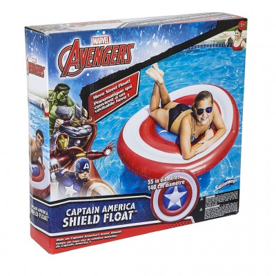 Capt American Floater