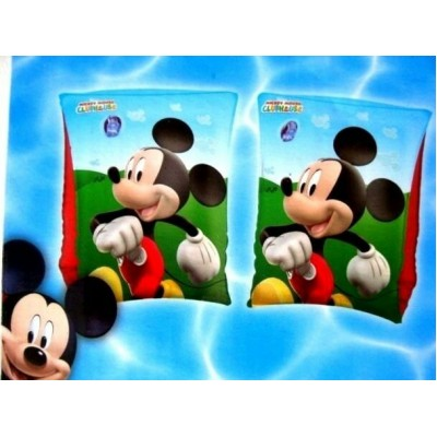 DISNEY MICKEY MOUSE ARMBANDS SET OF 2 ARM FLOATS