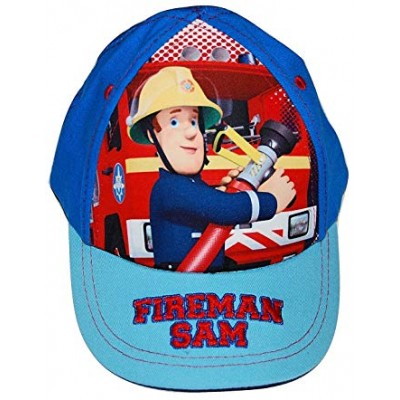 Fireman Sam Kids Cap