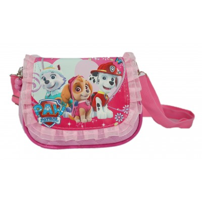 PAW PATROL TODDLER RUFFLED BAG