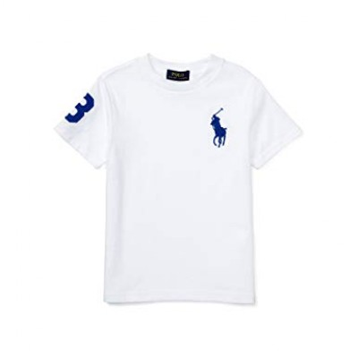 Ralph Lauren Little Boys Polo Big Pony Tee