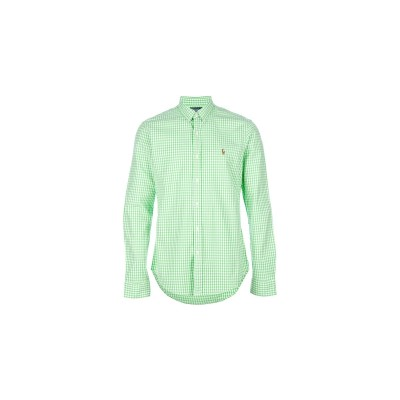 Ralph Lauren Green Check Shirt