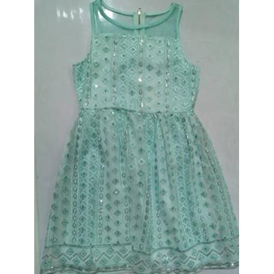 Justice Glittery Dress