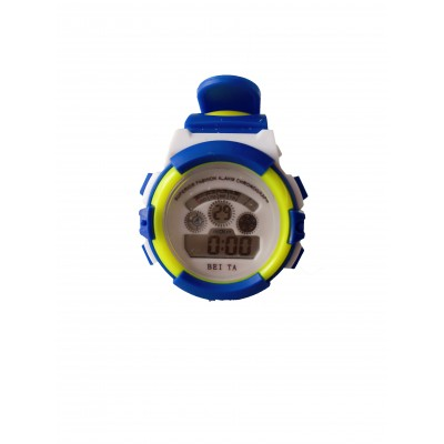 BEITA SPORT WRIST WATCH - WHITE & BLUE