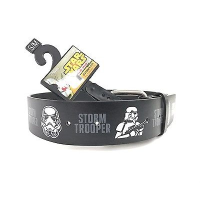 Disney STAR WARS Storm Trooper Kids' Belt