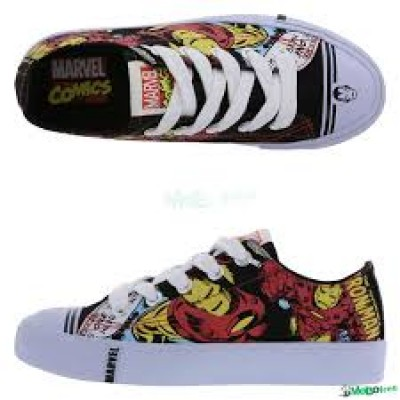 Marvel Spider-Man Comic Sneakers