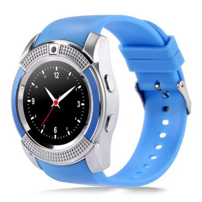 V8 BLUE SMART WATCH