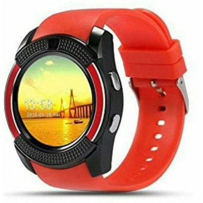 V8 RED SMART WATCH