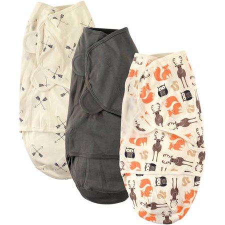 3 in 1 Swaddle Baby Wrap