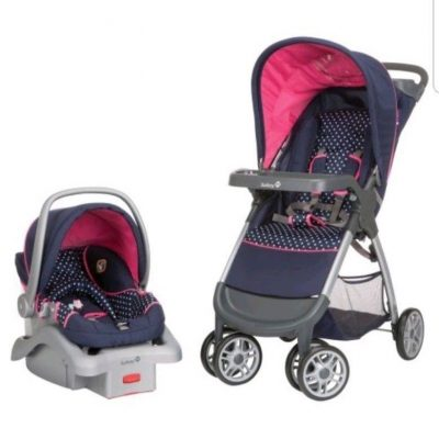 Carter Safety First Travel System