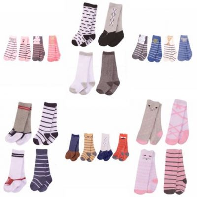 Hudson Baby High Socks 4cs