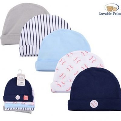 Luvable Friends 5 in 1 Cap Set