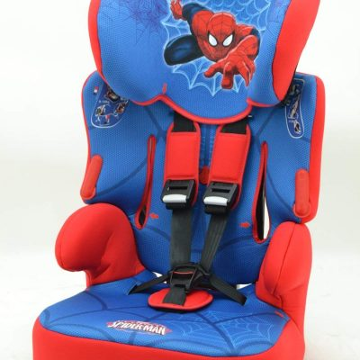 Spider Man Booster Seat