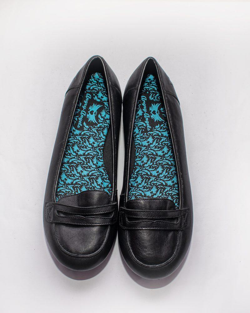 Angry Andel School Girl Shoe