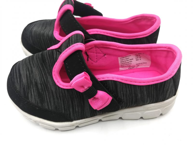 Athletic Memory Foam Sneakers (Girls)