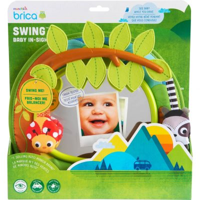 Munchkin Brica Swing Baby in-Sight Car Mirror