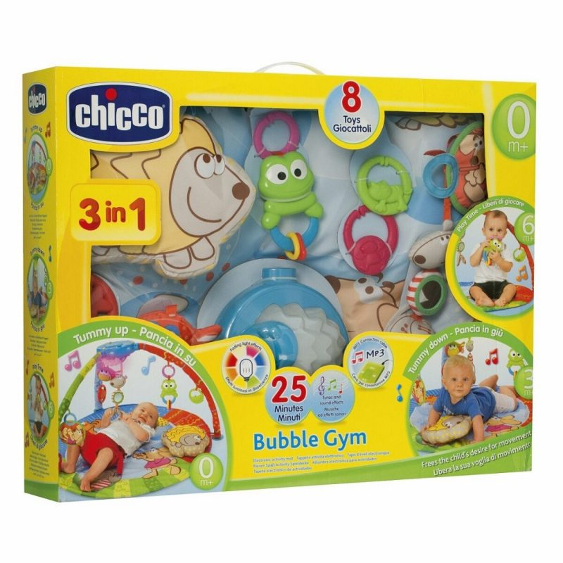 Chicco Bubble Gym Play Mat 1