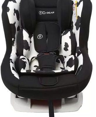 D-Gear Infant Car Seat - Cowmooflage