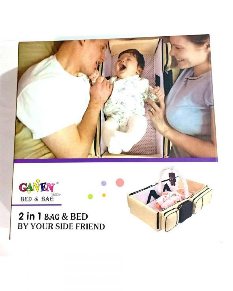 Ganen 2 in 1 Travel Bag and Bed