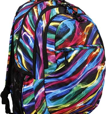 J World Multicolored  Backpack