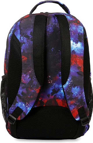 J World Multicolored Backpack