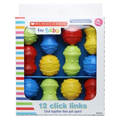 Scholastic for Baby 12 Click Links