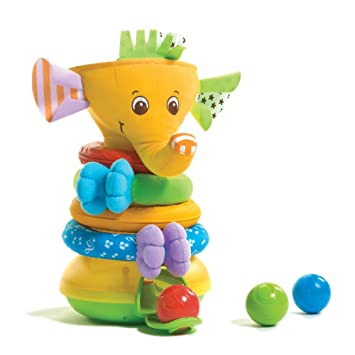 Tiny Love Musical Stack and Ball Game