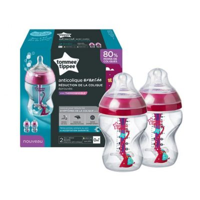 Tommee Tippee Advanced Anti-Colic Bottles 260ml (2)