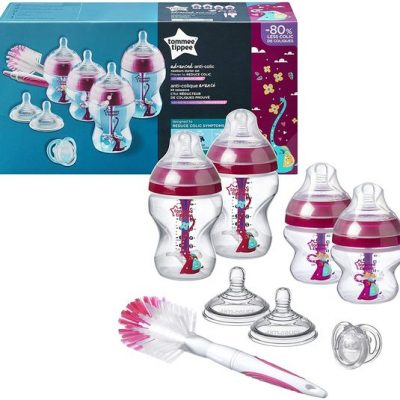 Tommie Tippee Advanced Anti-Colic Bottle Starter Set